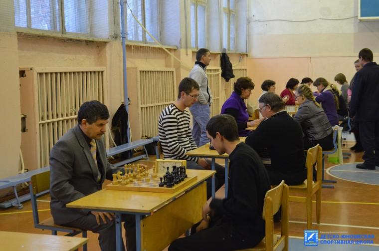 Шахматы-2011