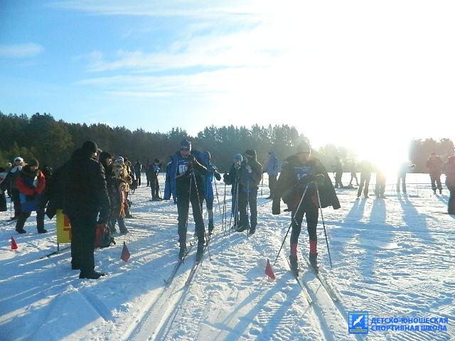 Учительские лыжи