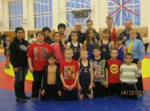 VIII открытый турнир по вольной борьбе на приз Главы Голышмановского  района